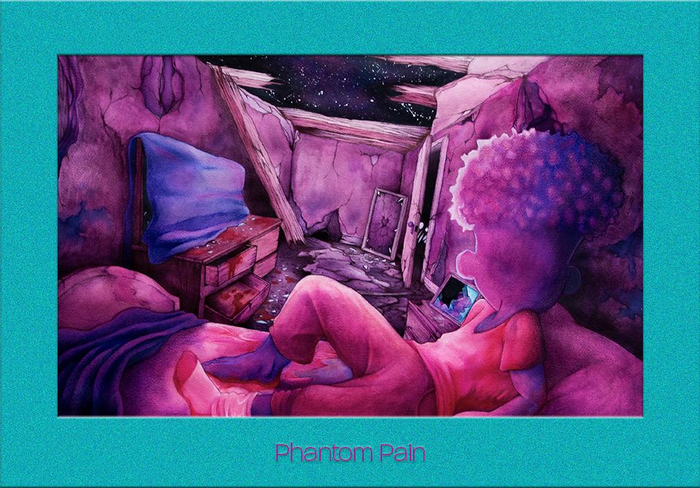 Phantasma 1 (Phantom Pain)