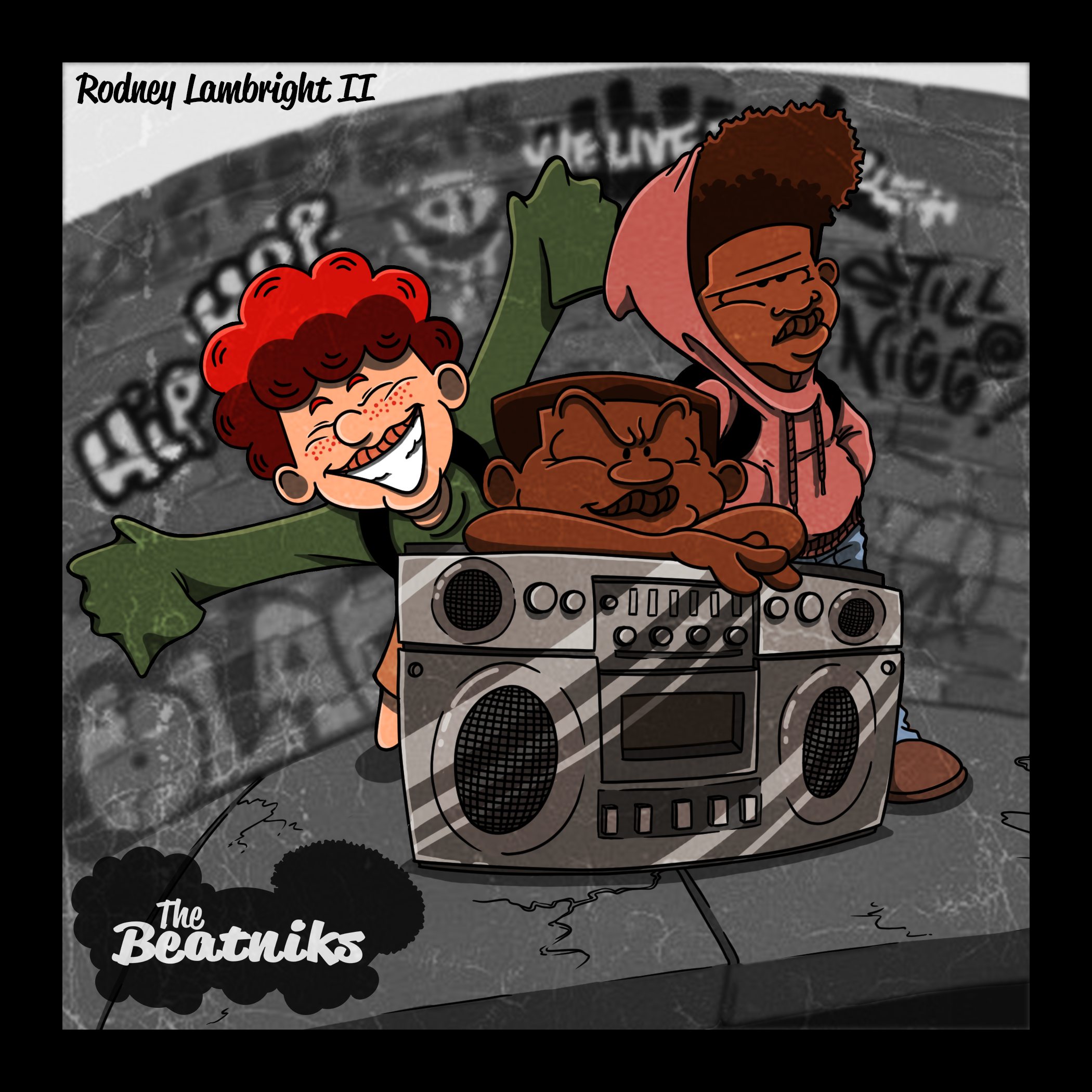 The Beatniks Promo image