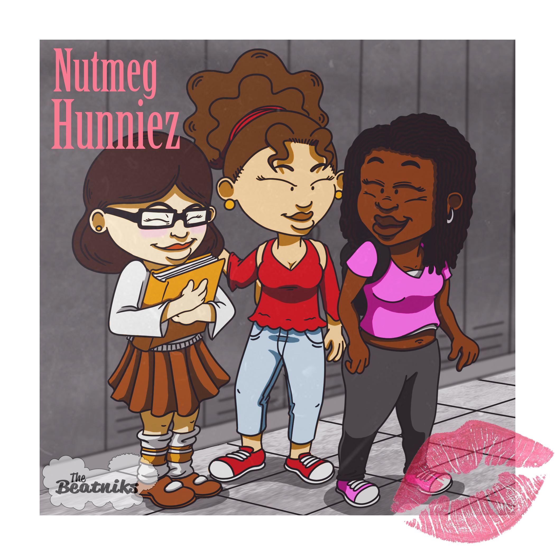 Nutmeg Hunniez